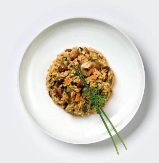 Comprar risotto de Hongos Trevijano