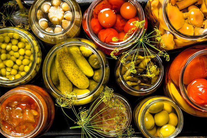 Comprar conservas vegetales