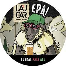 comprar cerveza LAUGAR EPA